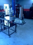 Welding and Fabrication Cart