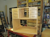Router Base Cabinet
