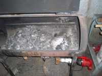 Forge from Surplus Smoker