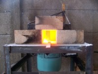 Vegetable Oil Forge