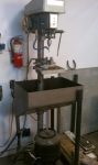 Drill Press Coolant System