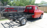 Flatbed for '59 1-Ton Chevy