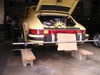 Wheel Alignment Setup