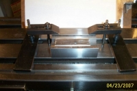 Mill Table Clamps