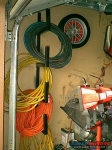 Hose and Extension Cord Hangers