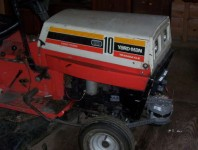 Generator from Riding Mower