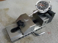 Toolmaker's Vise Modification