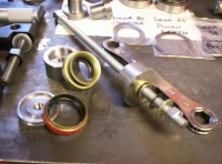 Axle Seal Installation Tool