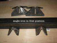 Angle Iron Flippers