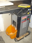 Jointer Dust Collection Setup