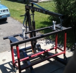 Axle Stand and Dolly