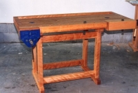 European-Style Workbench