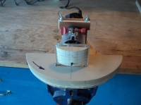 Oval Tray Jig