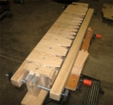 Adjustable Dovetail Jig
