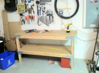 Shop Workbench