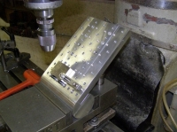Tilt Table for Mill Vise