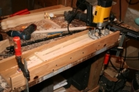 Trussrod Routing Jig