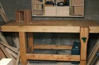 Alley Workbench