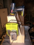 Cordless Drill Charging Center