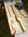 Fretboard Routing Jig