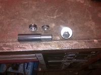 Lathe Workpiece Holder