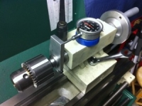 Tailstock Dial Indicator Stop