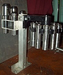 Tooling and Endmill Rack