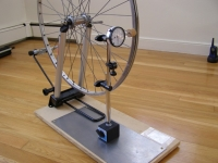 Bicycle Wheel Building Stand