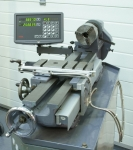 Digital Readout for a Lathe