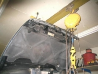Ceiling-Mounted Hoist