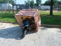 Motorcycle Shell Garage