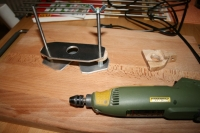 Rotary Tool Router Stand