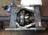 Dana Axle Housing Spreader