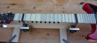 Fret Dressing Jig