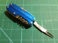 Leatherman CS4 Modification
