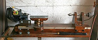 Wooden Woodturning Lathe