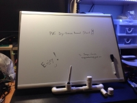 Dry-Erase Board Stand