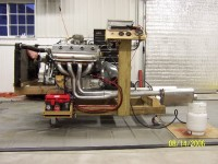 Hemi Engine Test Stand