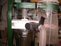 Dust Collector Modification