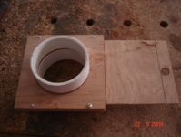 Dust Collector Blast Gate