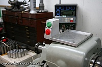 Controls for a Lathe