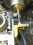 Audible Work Stop for Lathe