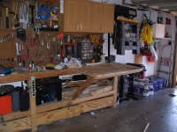 Tilt-Up Workbench Extension
