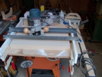 Thickness Planing Jig