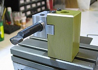 Boring Bar Holder for Taig Lathe