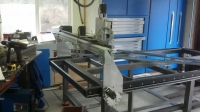 CNC Plasma Table Gantry