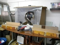 Sliding Miter Saw Station