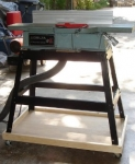 Jointer Dust Collection Modification