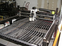 CNC Router and Plasma Table