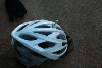 Bicycle Helmet Camera Mount